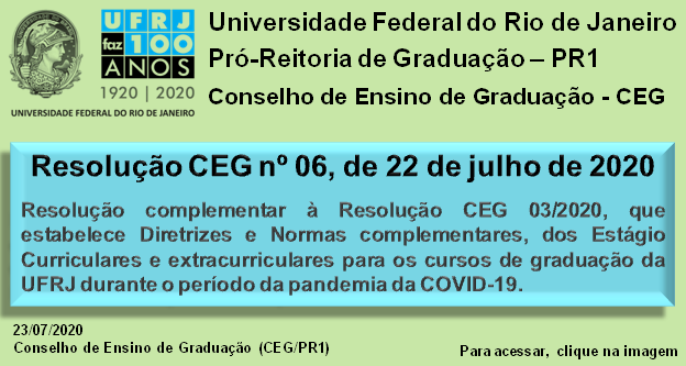 Banner CEG Resolucao 2020 06